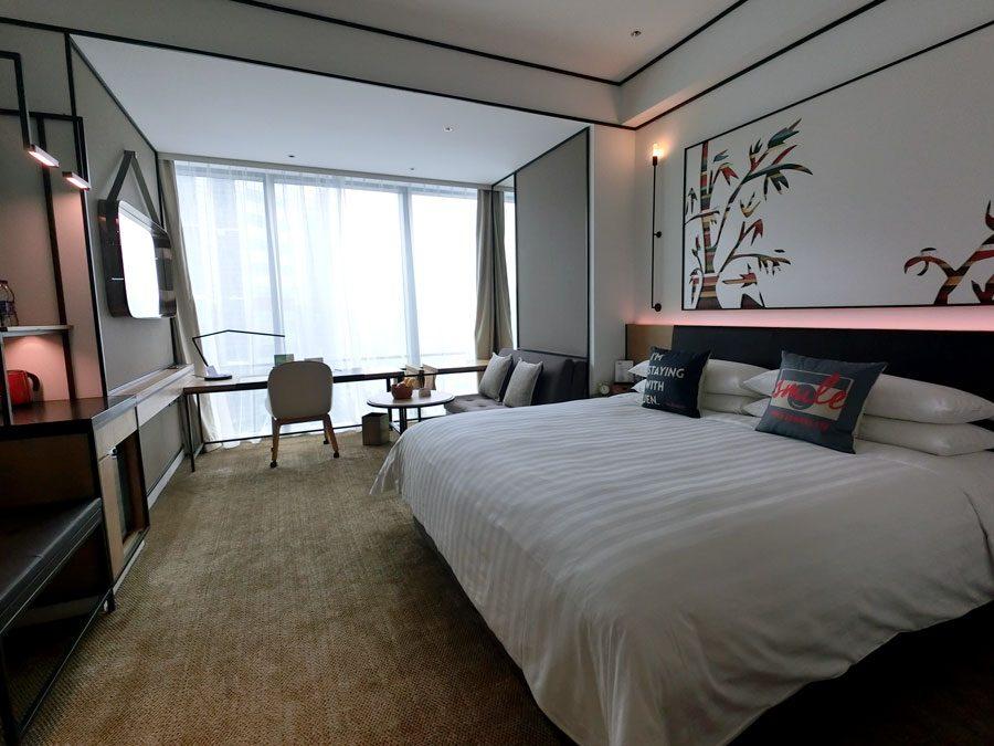 Beijing Hotel Jen 40 Room