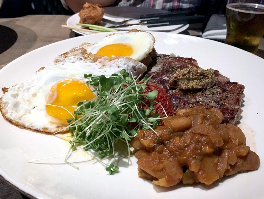 Beijing Hotel Jen Beersmith Steak