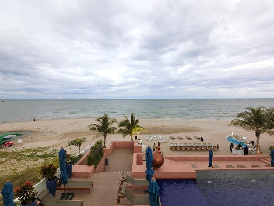 Hua Hin Radisson Beach View