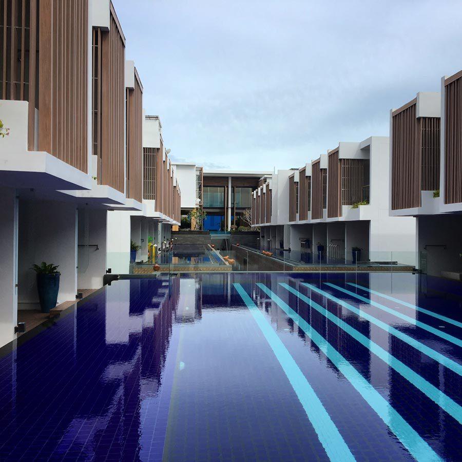 Hua Hin Radisson Pool Room
