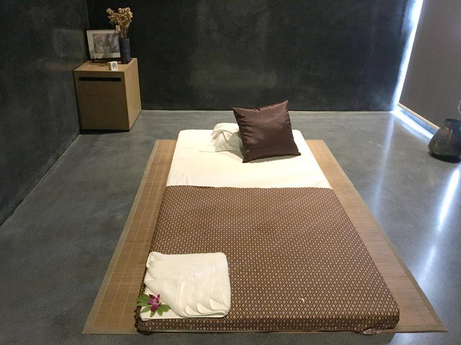 Hua Hin Radisson Spa Room