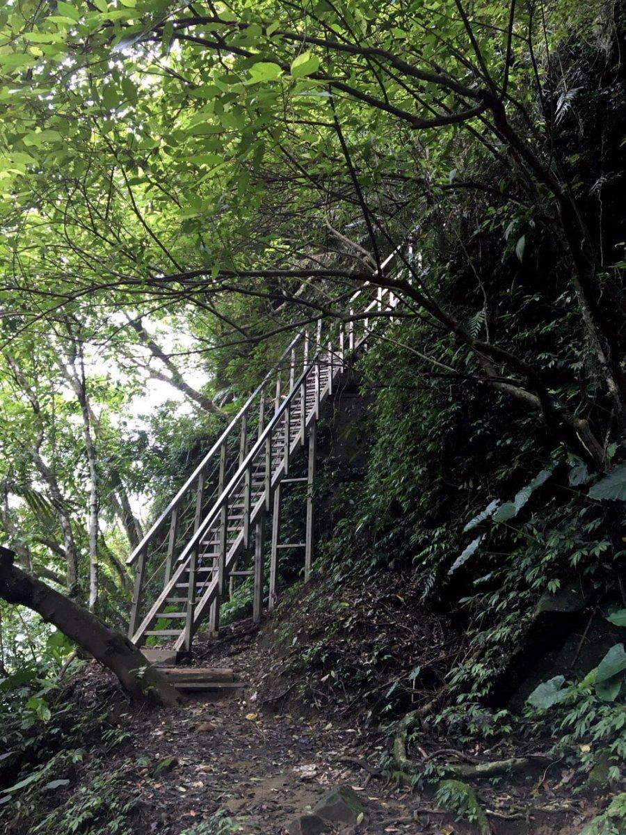 New Taipei Sandiaoling Metal Stair