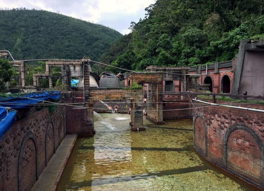 Taiwan Suao Cold Spring Public Pool