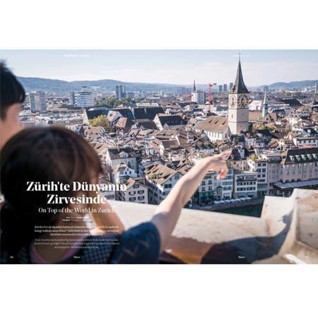 Turkish Airlines Skylife - Zurich