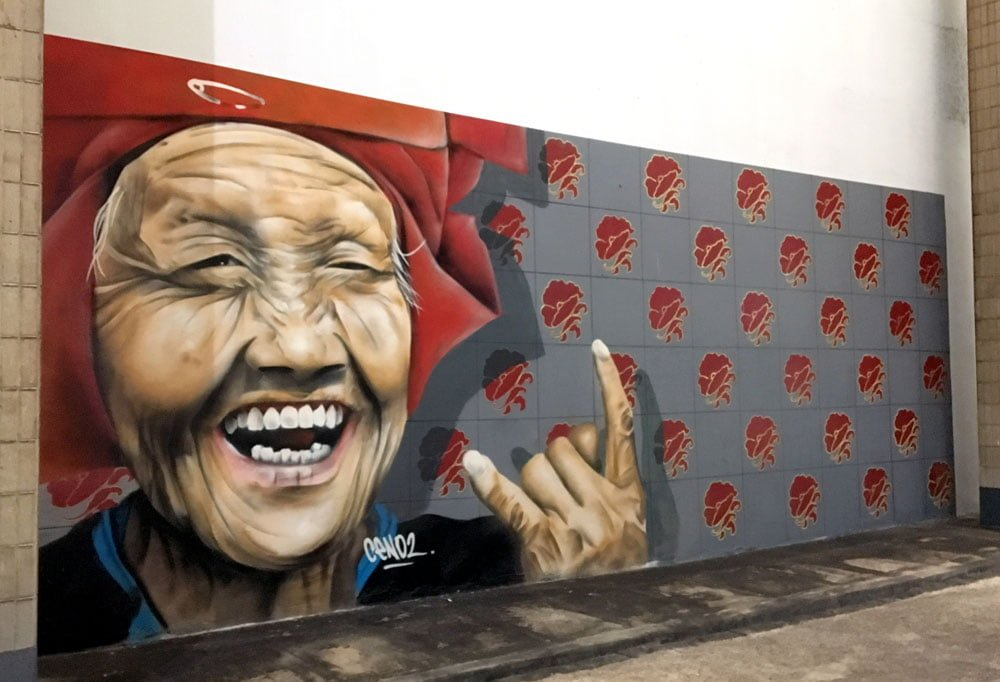 Where To Find Street Art In Singapore Chinatown The Occasional