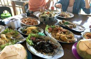 Batam Kopak Jaya 007 Seafood Spread
