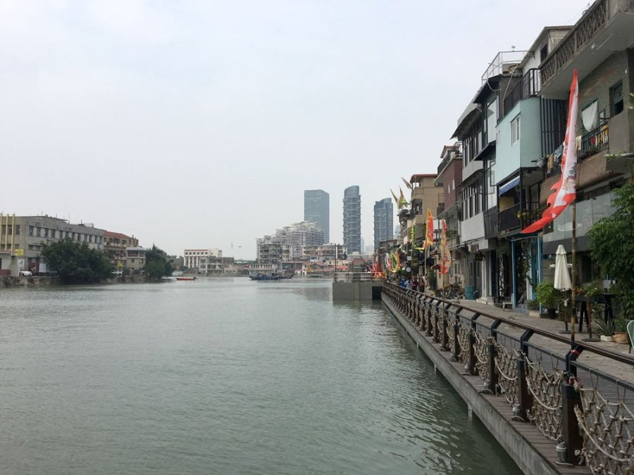 Xiamen Shapowei Bifengwu Boardwalk