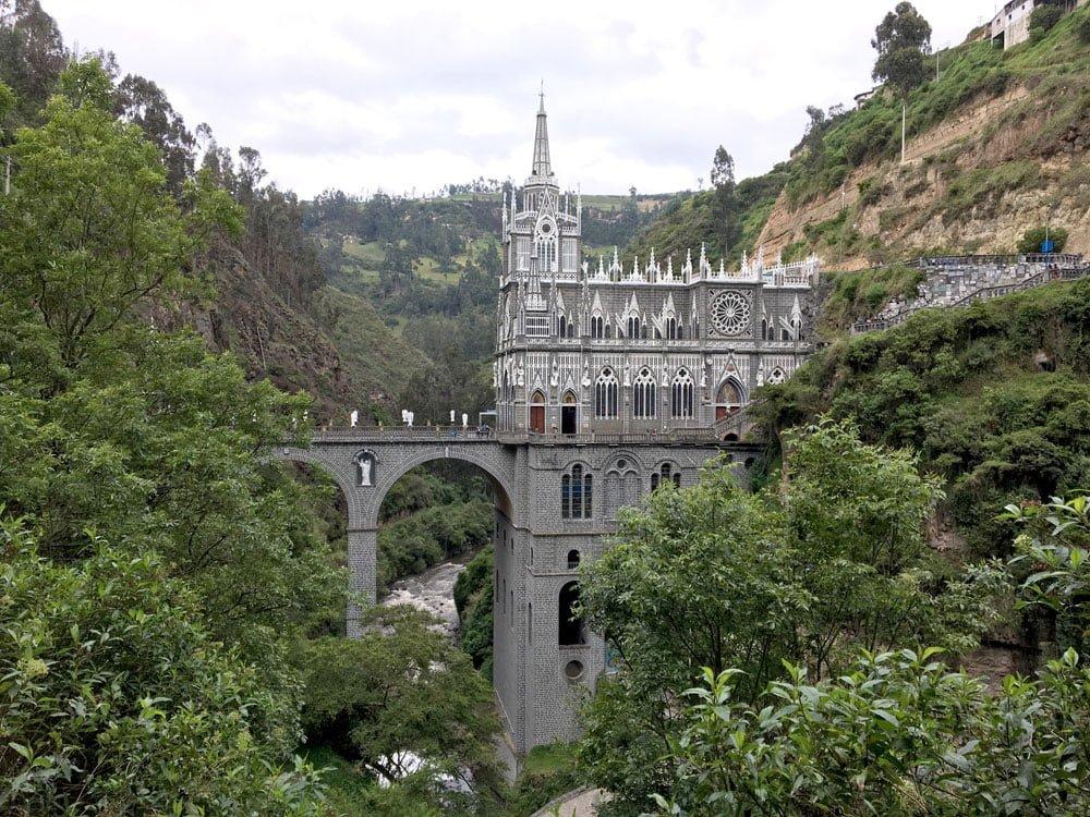 Colombia Ipiales Las Lajas Valley