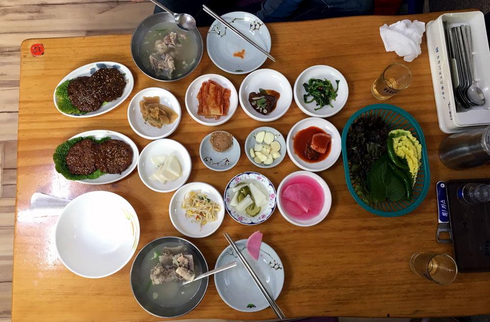 Gwangju Tteokgalbi Spread