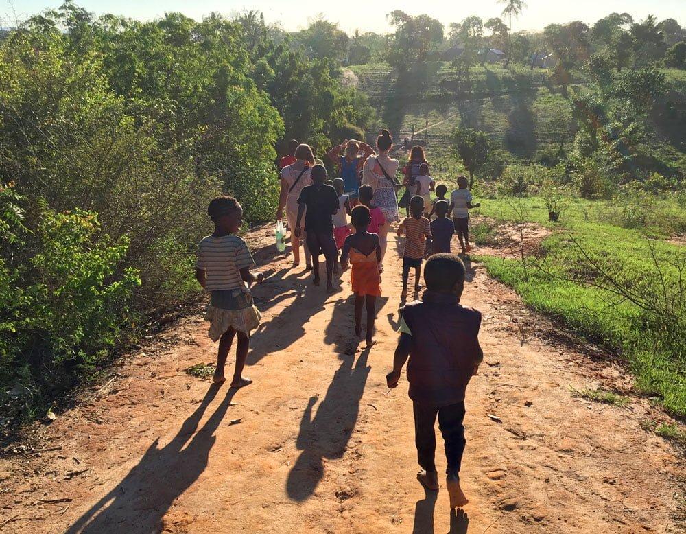 Kenya Kilifi Children