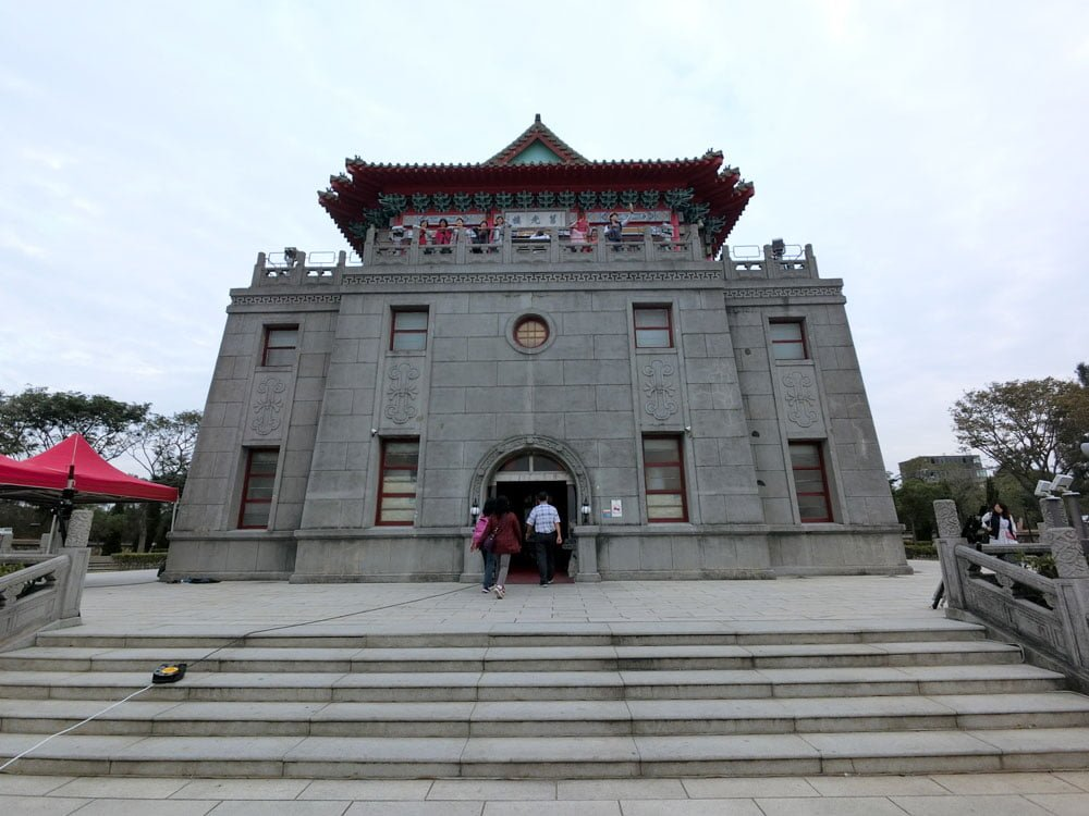 Kinmen Juguang Tower