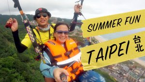Taipei Summer Fun with Scoot