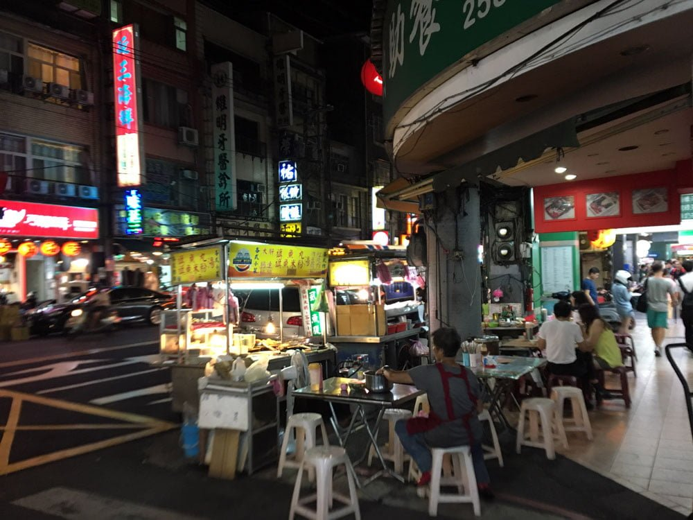 Yansan Night Market Stall
