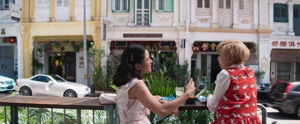 Singapore Crazy Rich Asians Trailer Bukit Pasoh