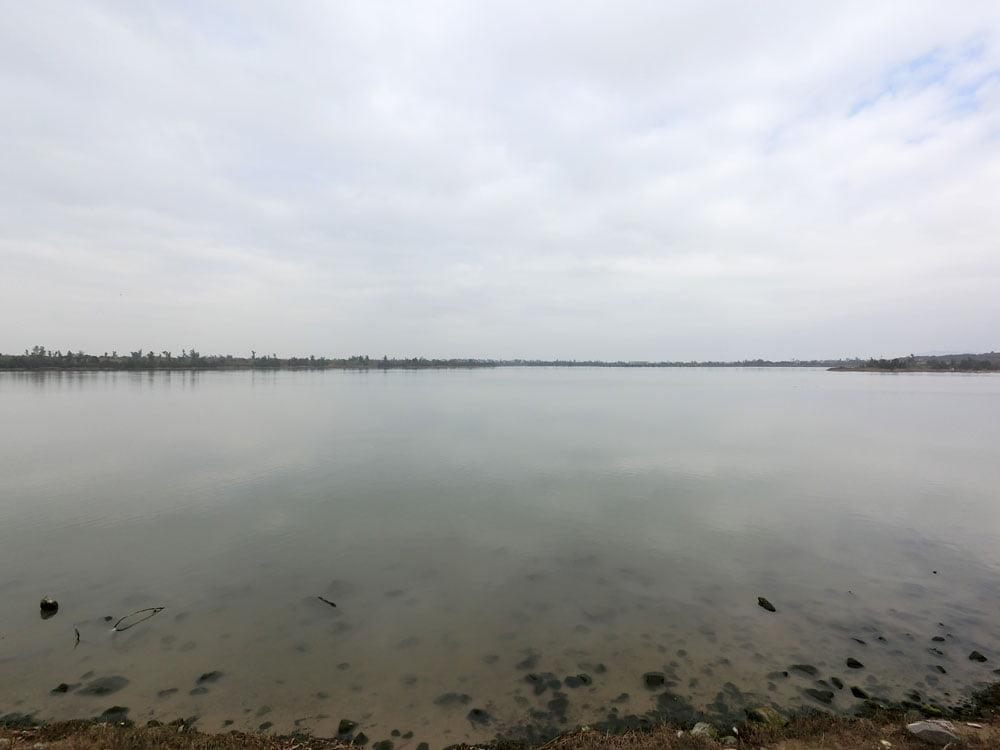 Kinmen Cihu Lake