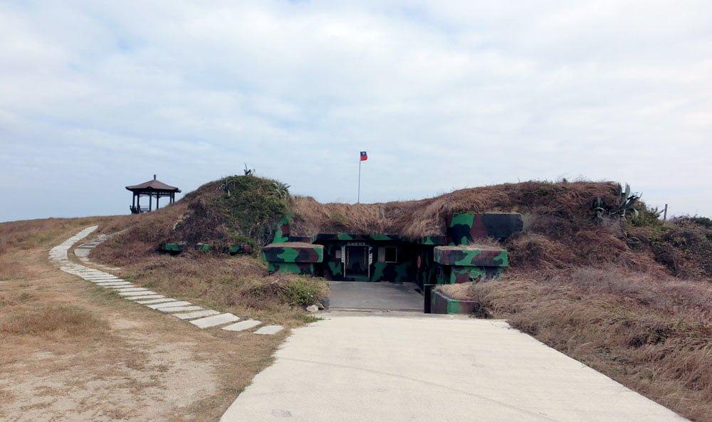 Kinmen Jinhu Dongchun Military Bunker