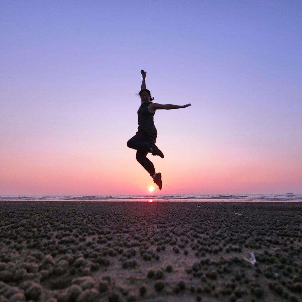 Tainan Vanaheim Sunset Jumpshot