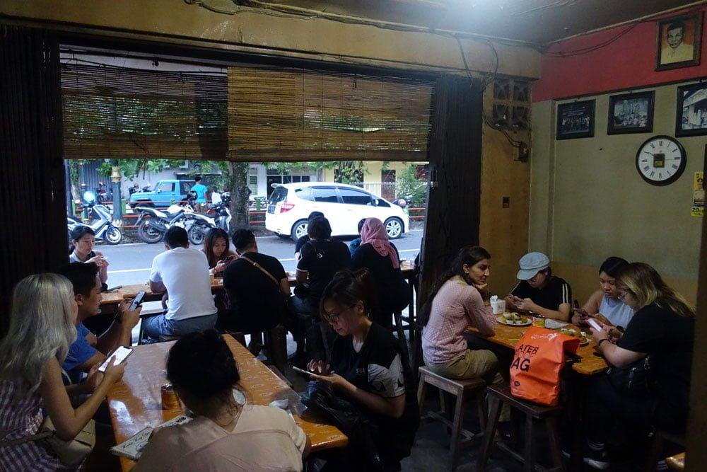 Belitung Kong Djie Coffee Interior