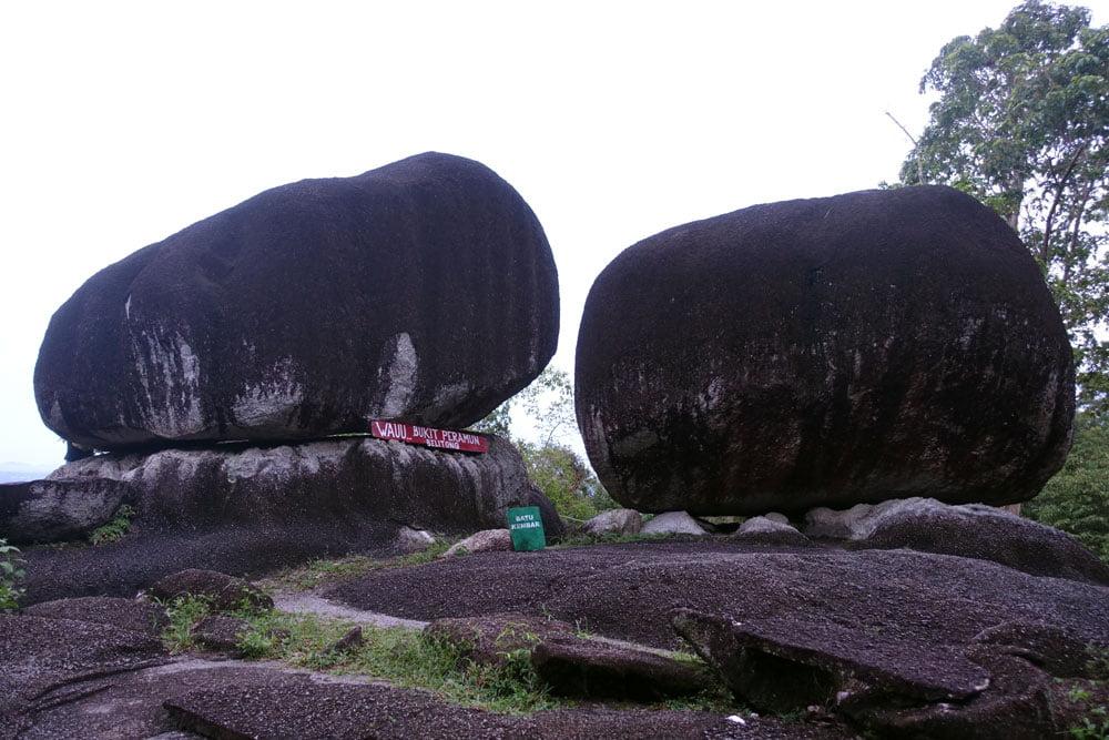 Belitung Peramun Hills Boulders