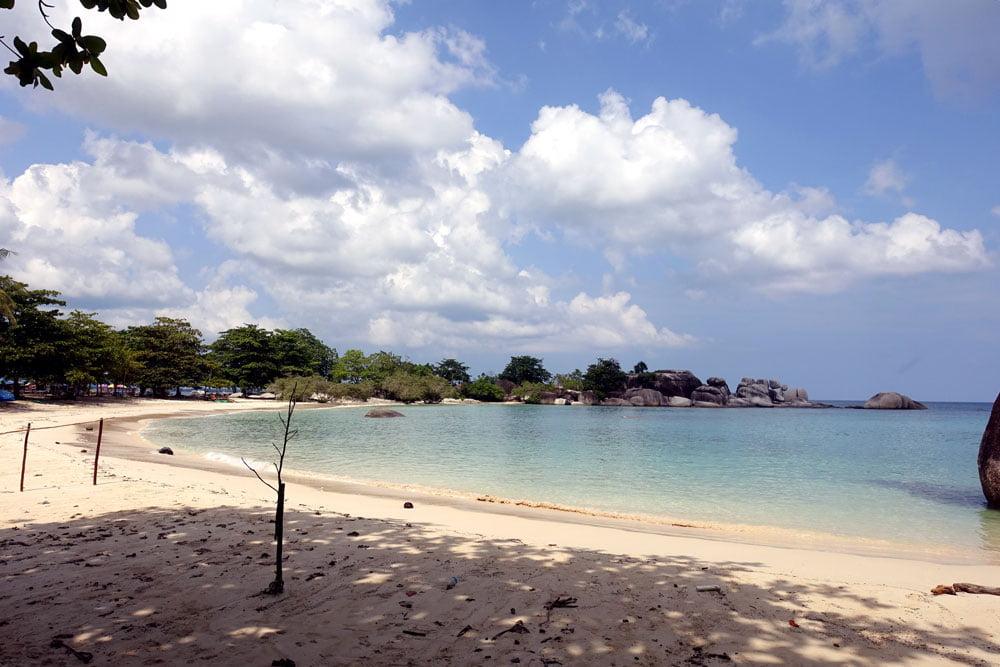 Belitung Tanjung Tinggi Beach
