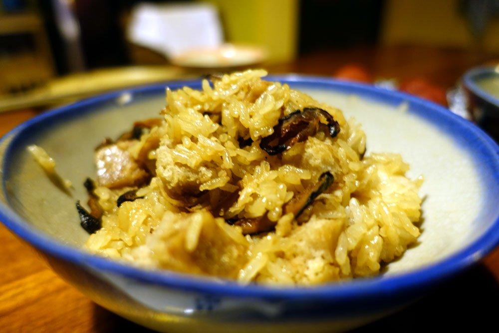 Taipei Jodies Kitchen Sticky Rice