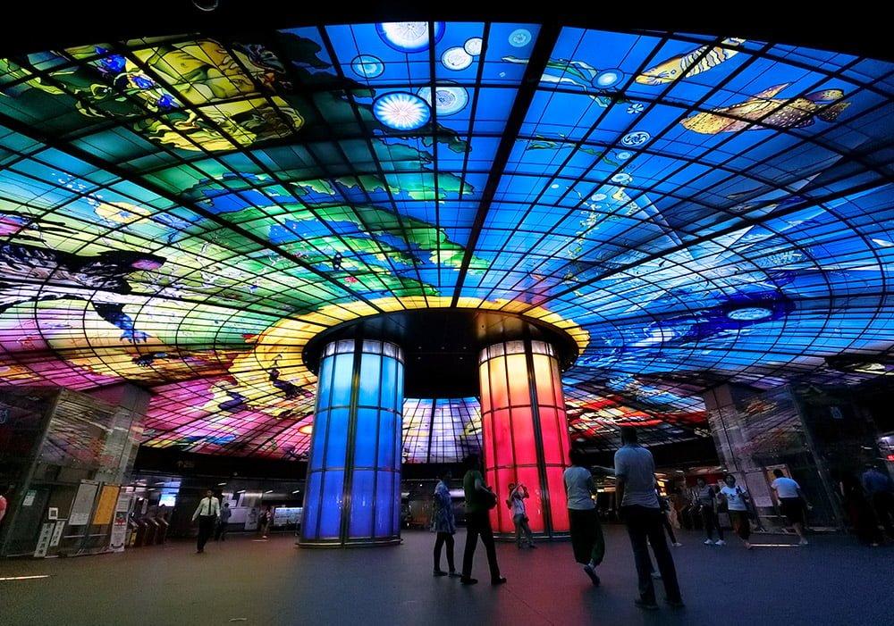 Kaohsiung Dome of Light Pano