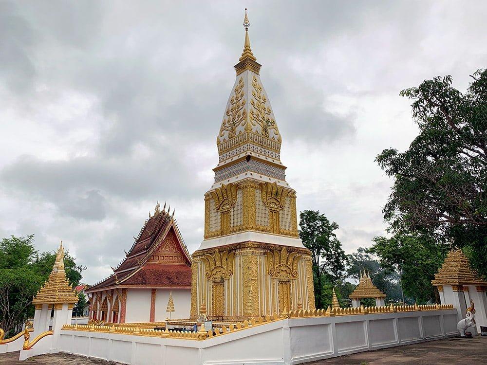 Laos Bolikhamsay Phabath Exterior