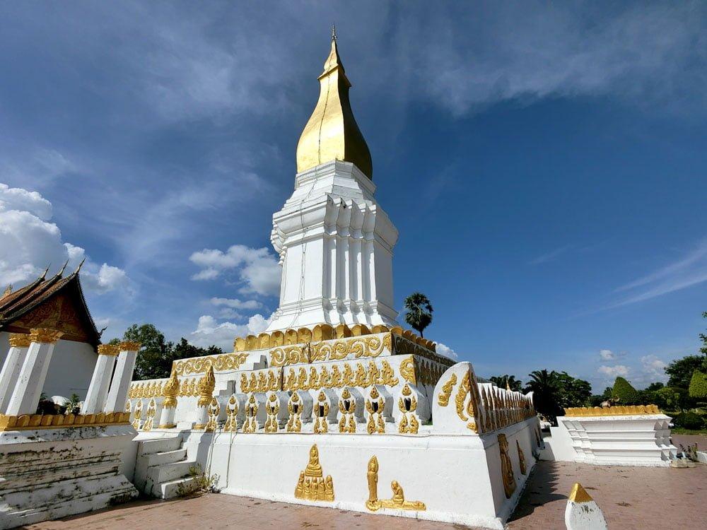 Laos Thakhek Sikhottabong Stupa