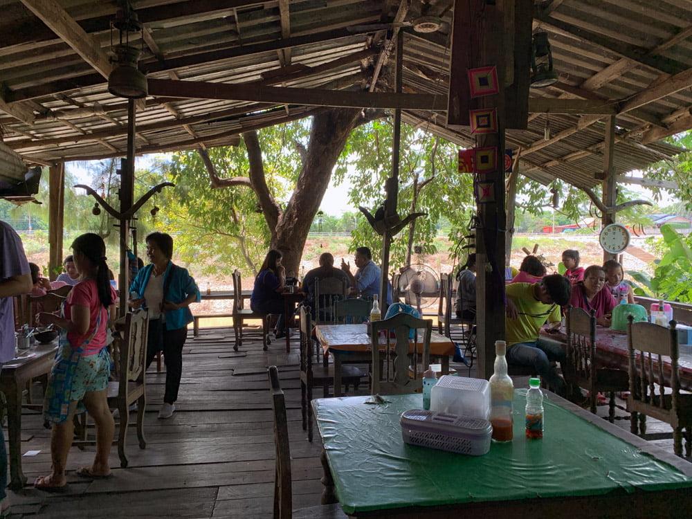 Sukhothai Kuay Tiew Kala Interior