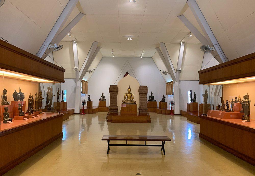 Sukhothai Sawankhalok National Museum Exhibit