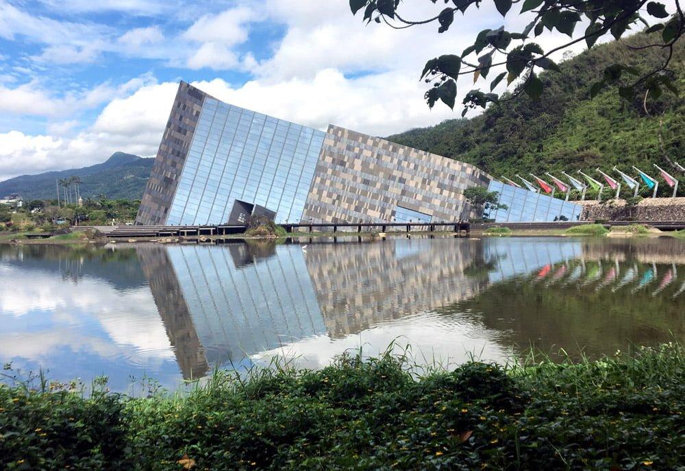 Yilan Lanyang Museum Reflection