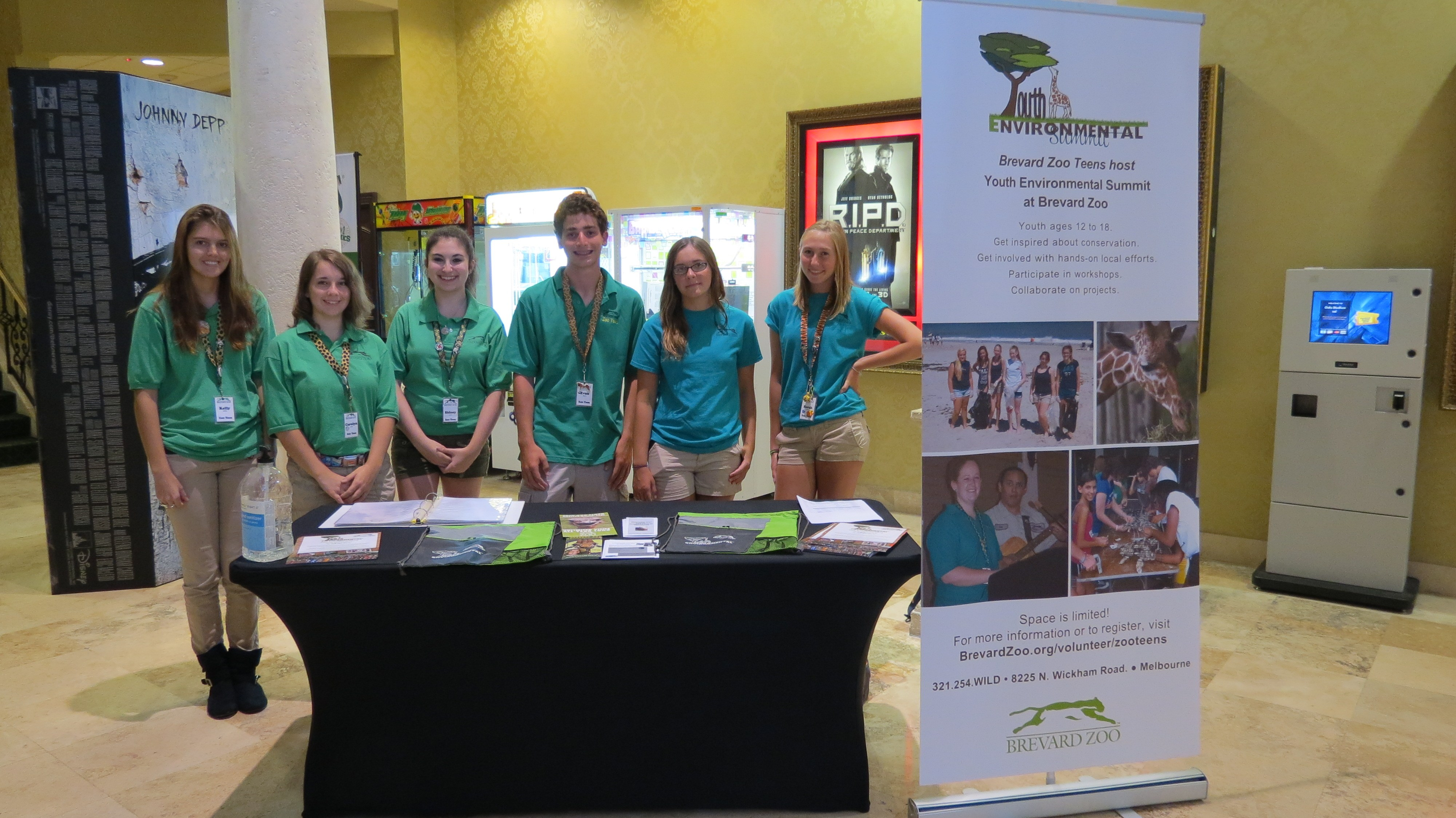 Insights From Brevard Zoo's Youth Led Environmental Summit – The