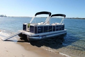 How To Beach A Pontoon Boat [Guide]