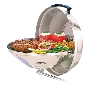 magma products marine kettle charcoal grill