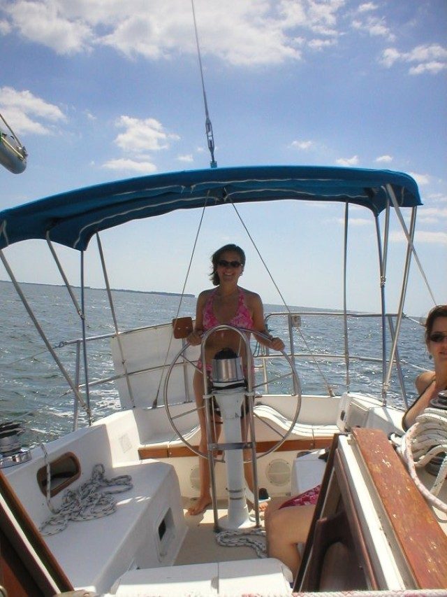 Everythings sexier on a sailboat 21 photos CLICK HERE  The Ocean VoyagerThe Ocean Voyager