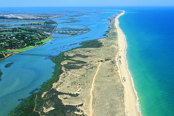 Desert Beach Faro Algarve Explore sailing yacht portugal
