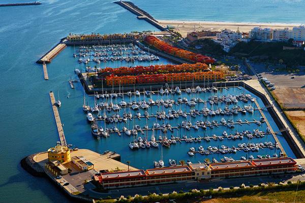 Portimão Marina Algarve Portugal Sailing Yacht