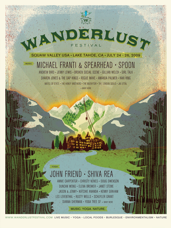 wanderlust by itself