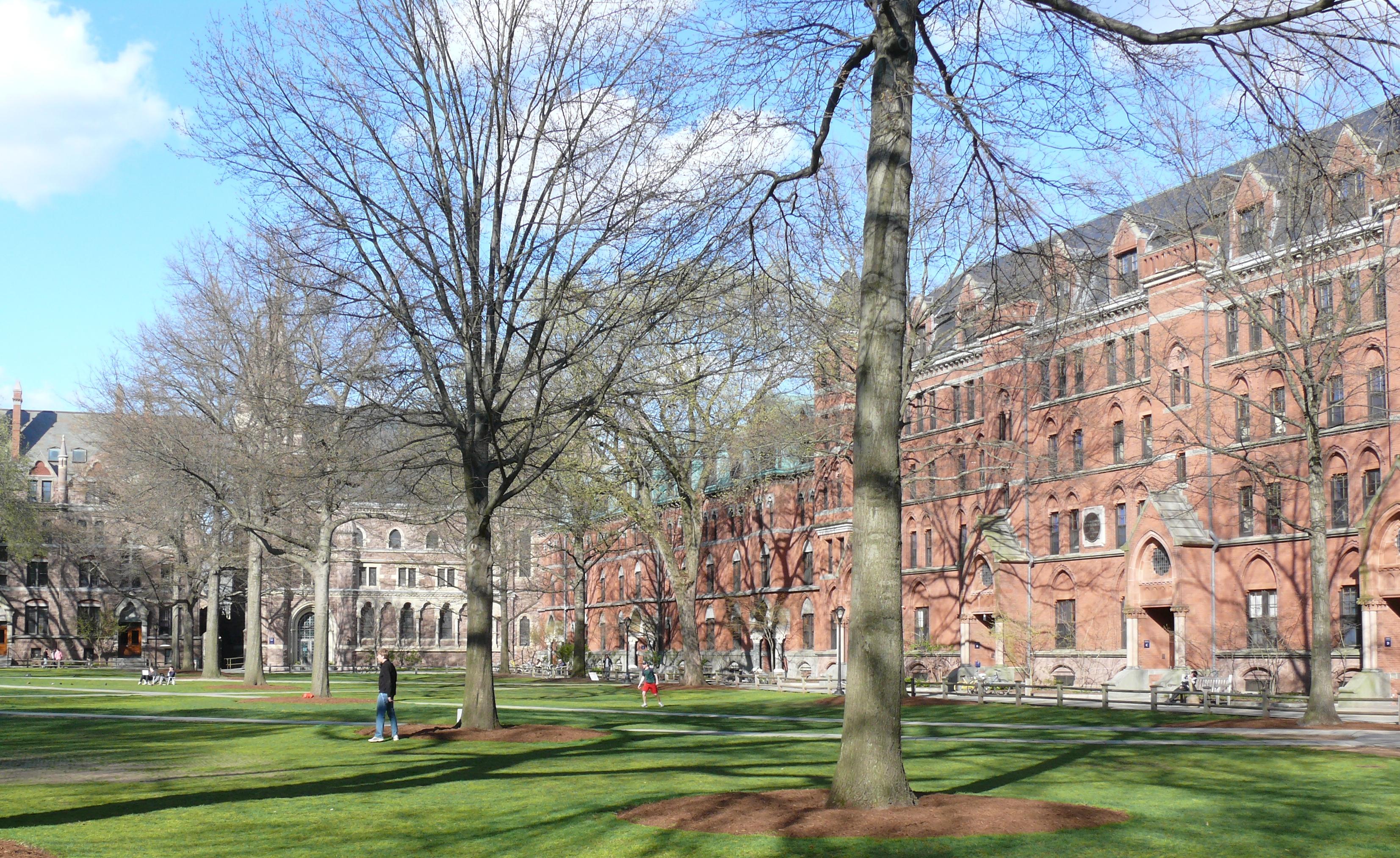 Yale University Old Campus