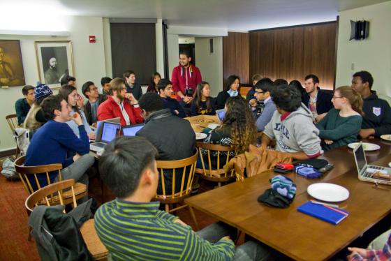 Yale Exchange Spring 2015