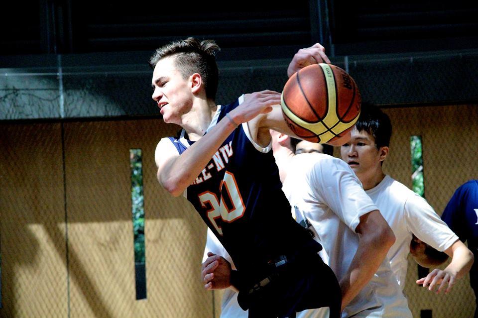 Yale-NUS versus USP Basketball Game