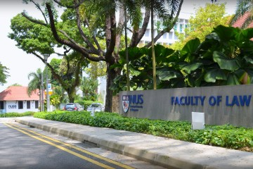 Photo of NUS Faculty of Law