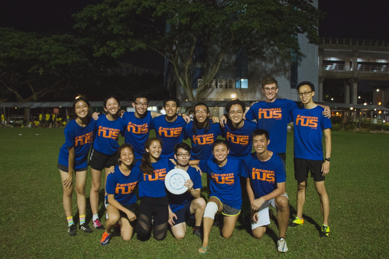 The Story of YNC Ultimate Frisbee
