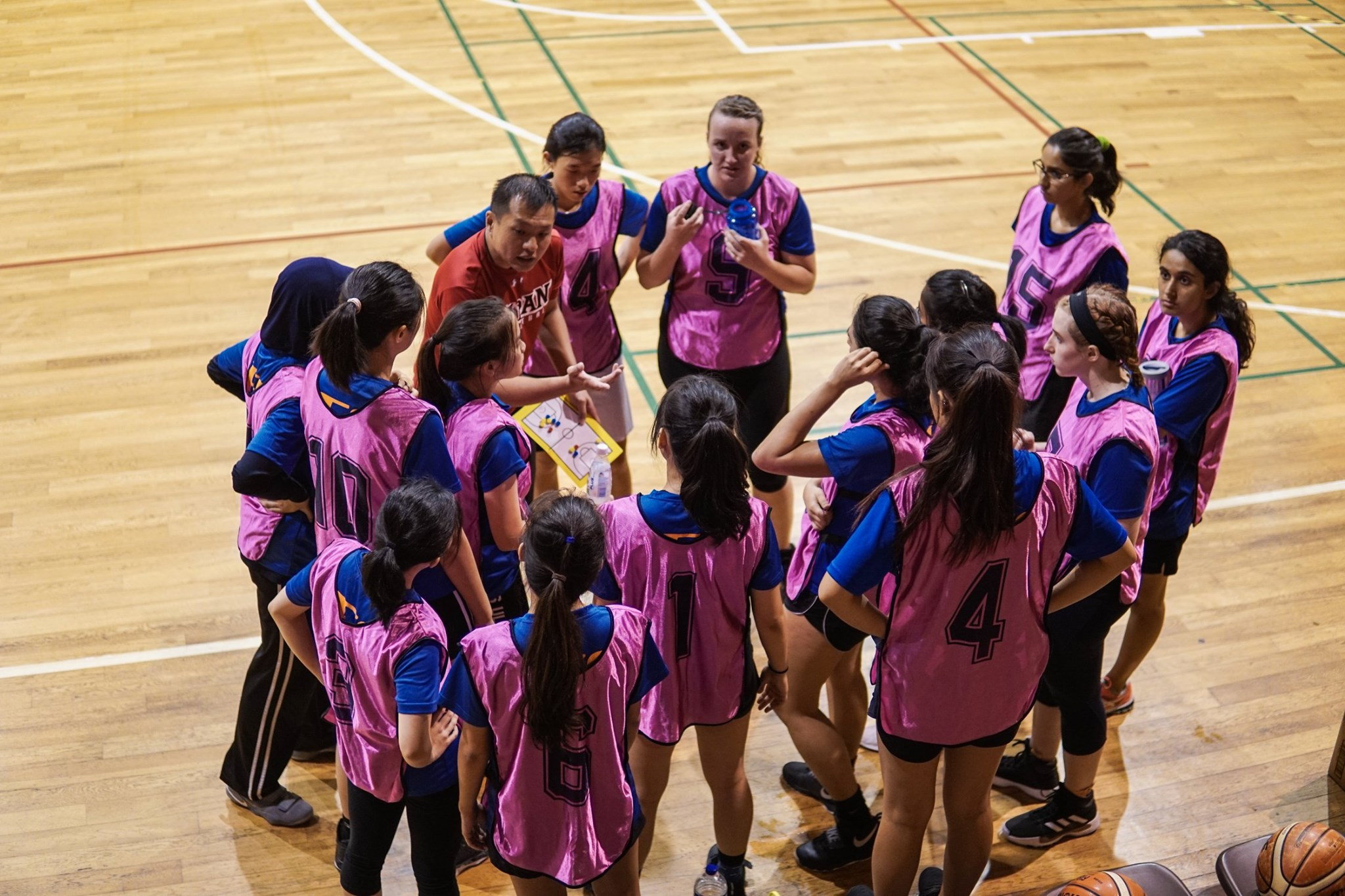 Yale-NUS Comes 8th for Inter-Faculty Games