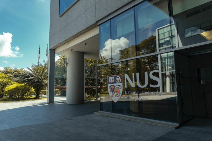 NUS University Hall Lobby
