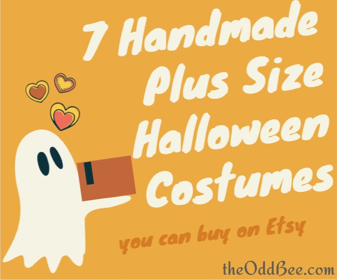 7 Handmade Plus Size Halloween Costumes You Can Buy on Etsy