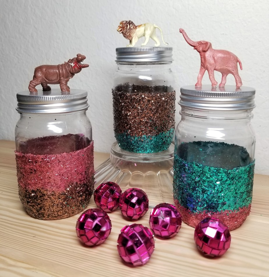 DIY Party Animal Jars