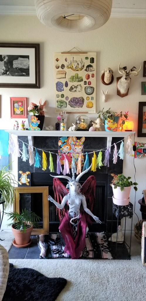 ostara decorations