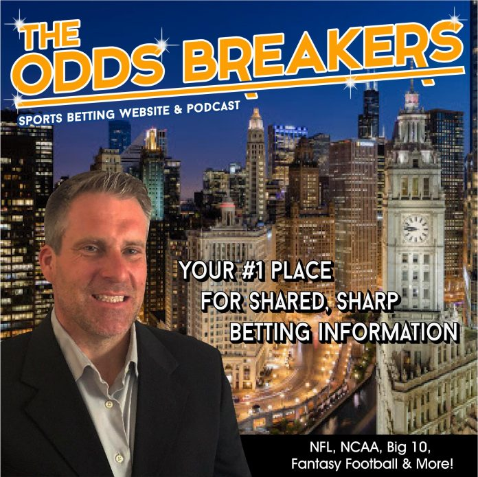 The OddsBreakers Sports Betting Podcast