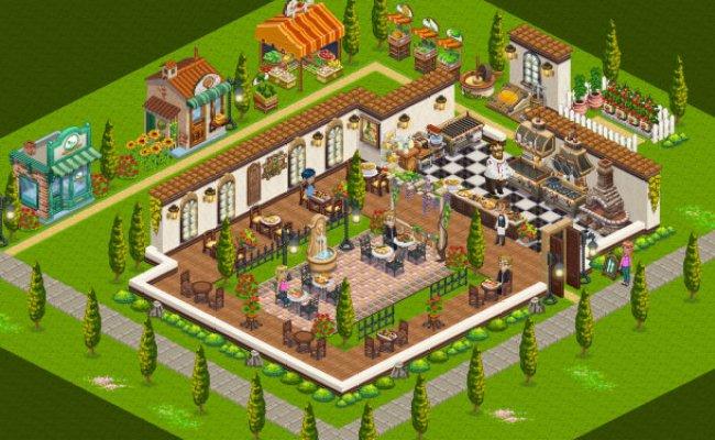 Struggling Zynga Serves Up Chefville Virtual Restaurant